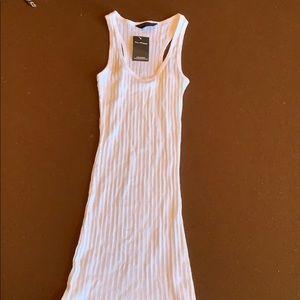 Ribbed Tank/dress